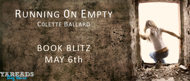 Running on Empty Book Blitz Banner