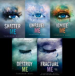 Shatter Me (Series Recap)